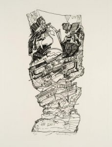 Eduardo Paolozzi, Landscape, Flowers Gallery