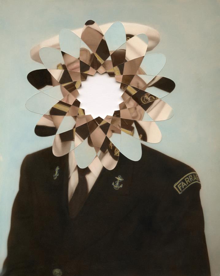Julie Cockburn, Hero, Flowers Gallery