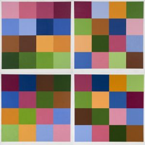 Michael Kidner, Canterbury, Flowers Gallery