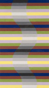 Michael Kidner, Grey Column, Flowers Gallery