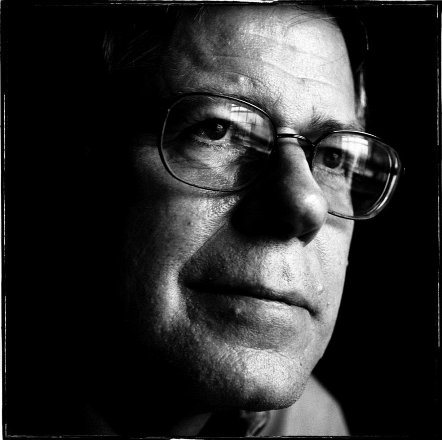 Steve Pyke, Alan Gibbard, Flowers Gallery