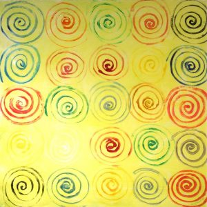 Terry Frost, Mono Spirals for Yellow, Flowers Gallery