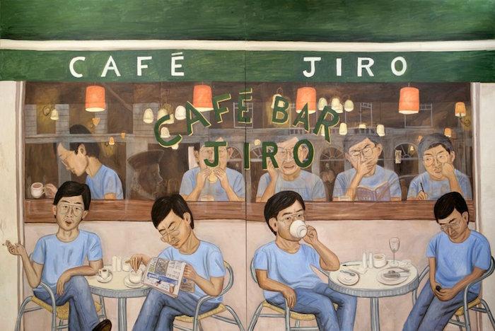 Cafe Jiro by Jiro Osuga