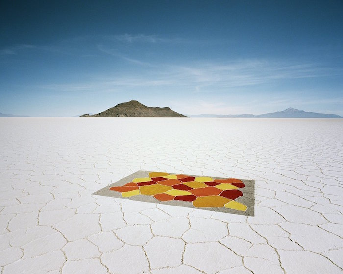 Carpet by Scarlett Hooft Graafland