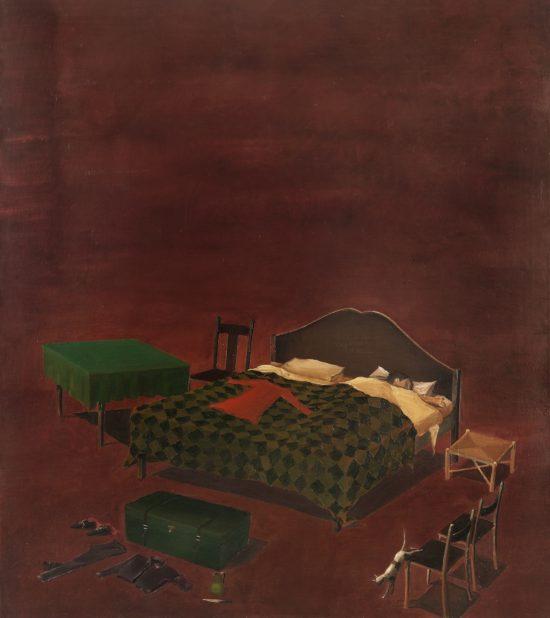 Stephen Chambers sleep